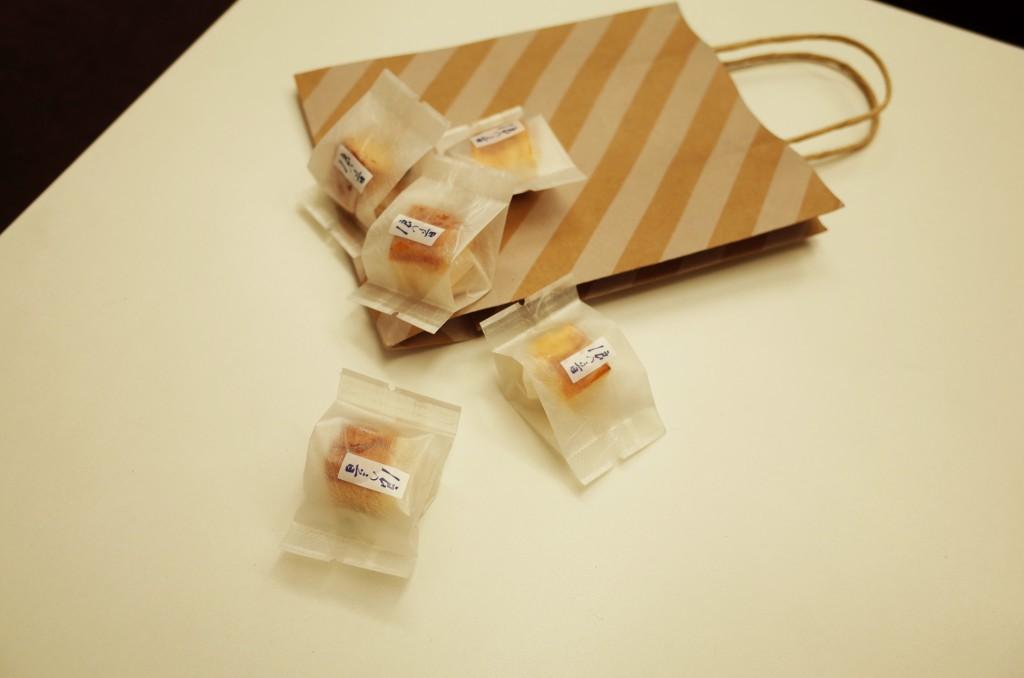波乃音 酒粕チーズケーキ1